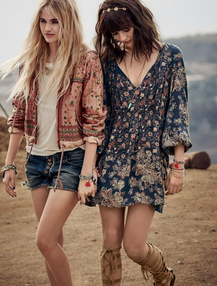 9307ce012 Bohemian Music Festival Outfits A Guide To Wearing Bohemian Style 2019