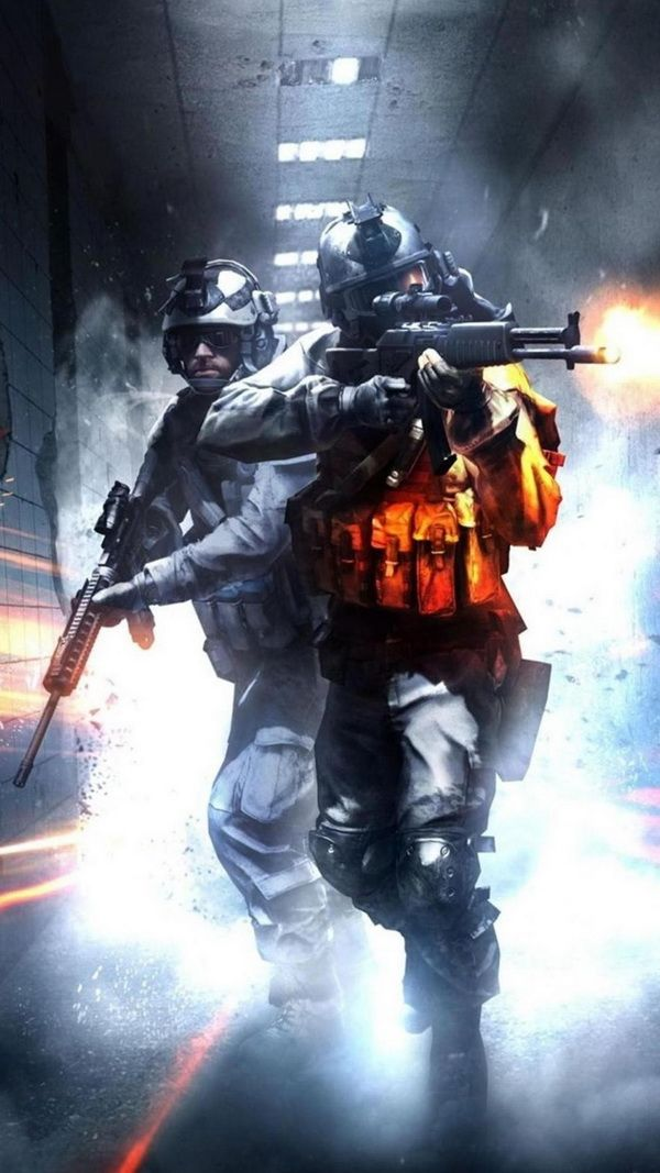 Call Of Duty Black Ops Gaming WallpapersIphone