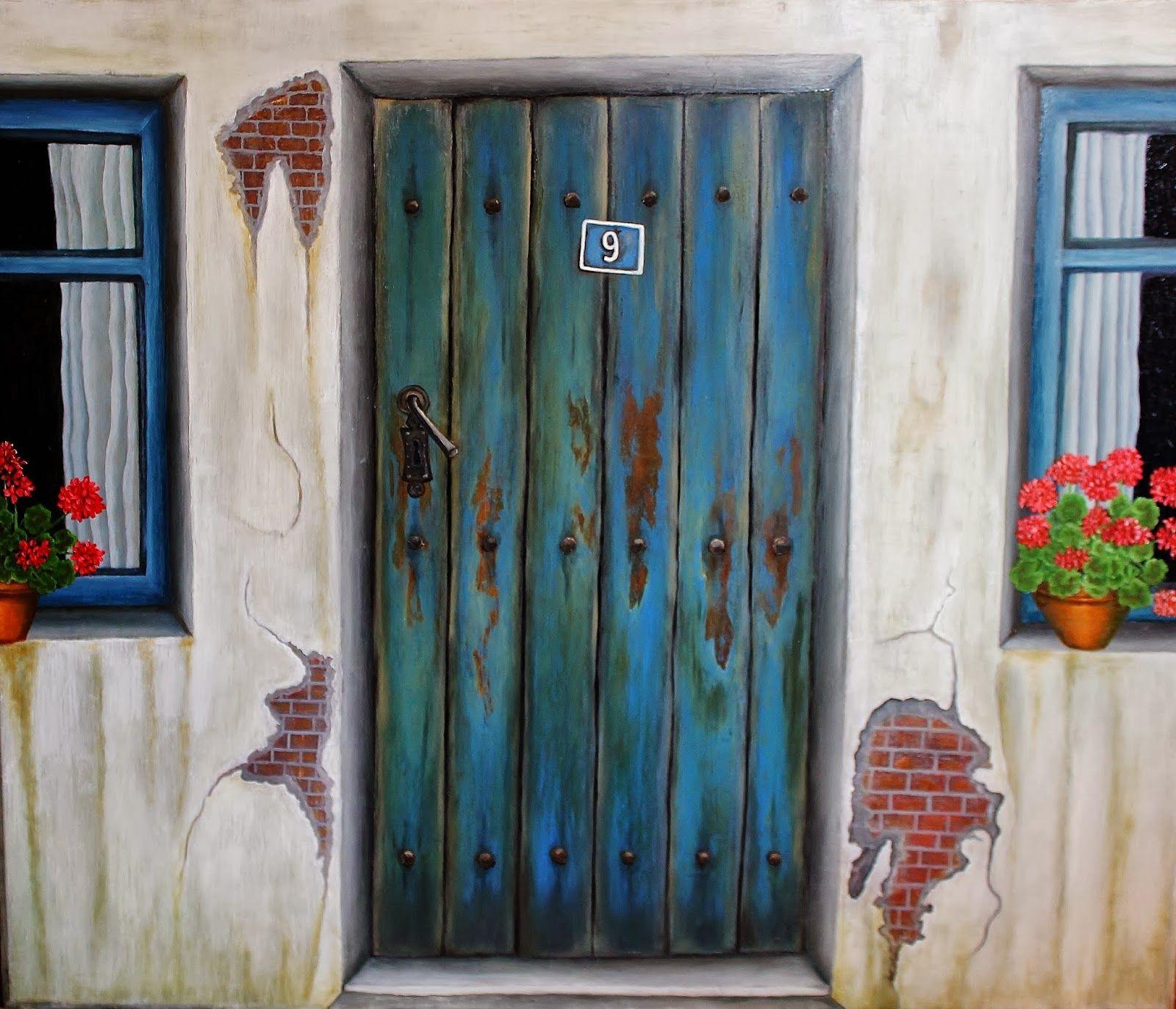 bodrum evleri yağlı boya - Google'da Ara