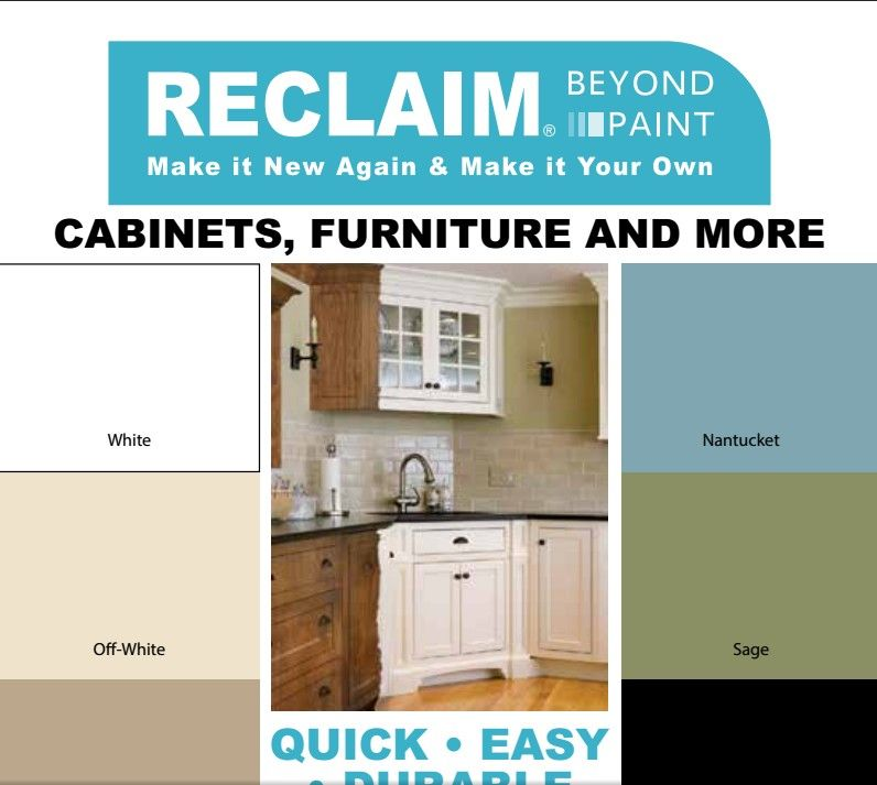 Reclaim Color Card Beyond Paint