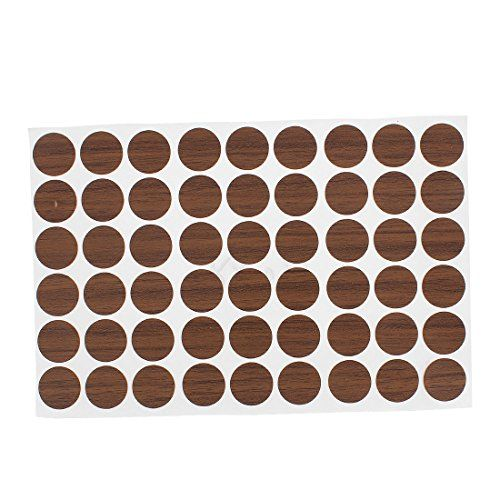 uxcell Selfadhesive Screw Cover Caps Stickers 54 in 1 for 21mm Hole Diameter ** Continue to the product at the image link.Note:It is affiliate link to Amazon.