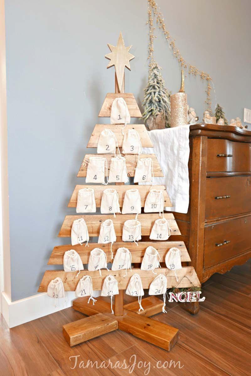 12x Houten Kerstboom Homease Houten Kerstbomen Zelfgemaakte Kerstboom Kerstboom