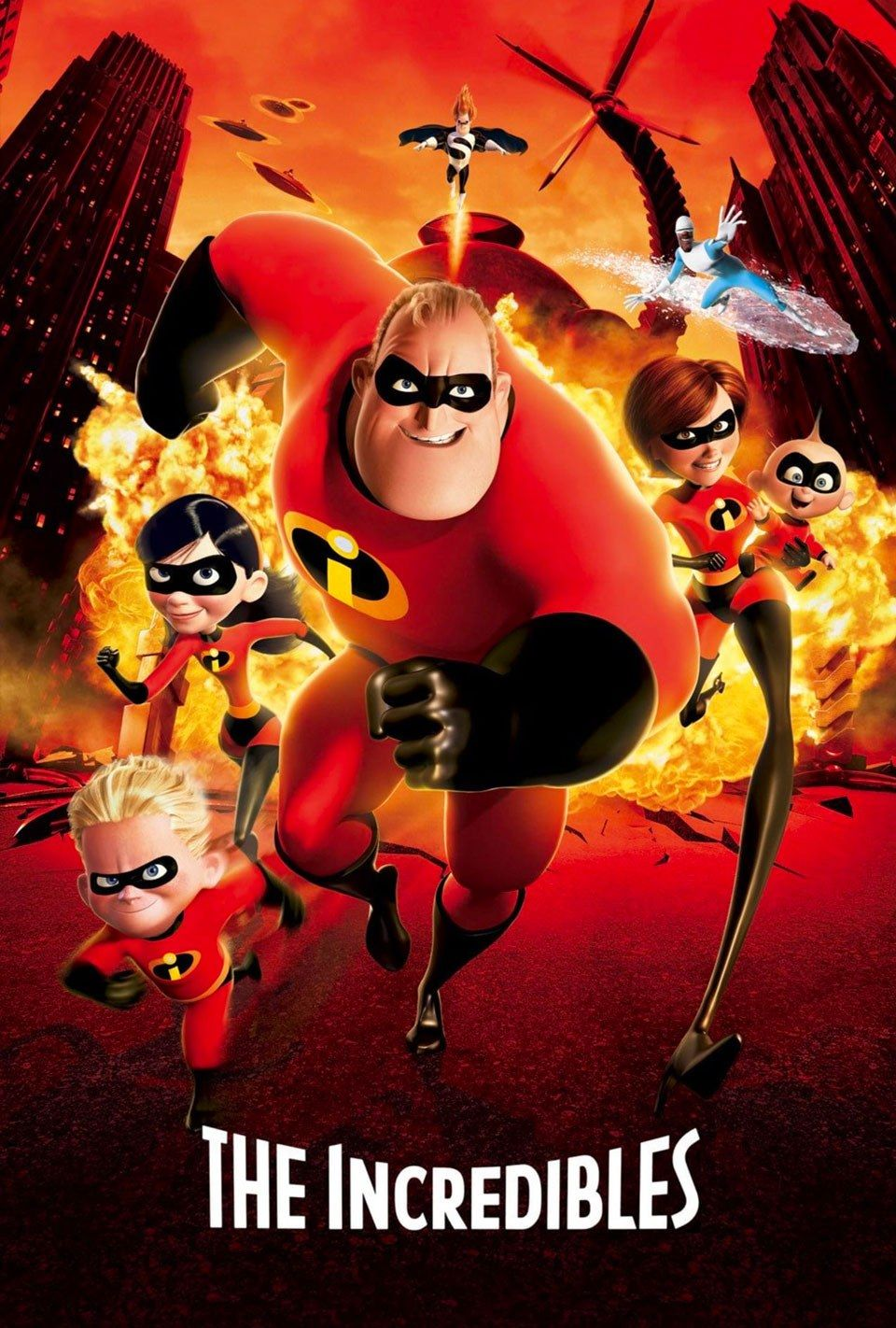 Read The The Incredibles 2004 Script Written By Brad Bird The Incredibles 2004 The Incredibles Disney Movie Posters