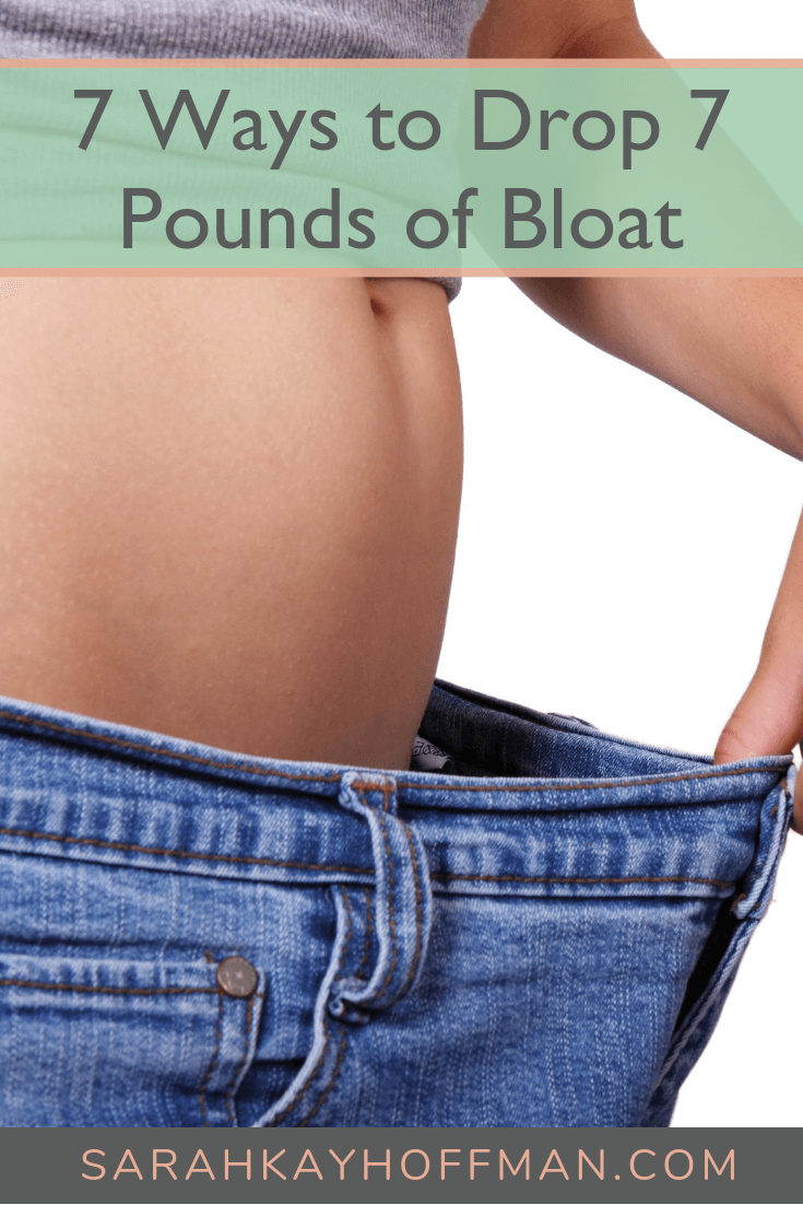 7 Ways to De-Bloat within Hours pictures
