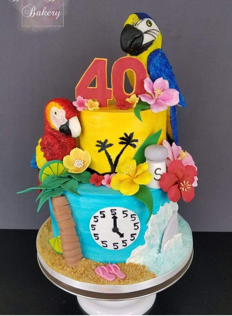 Pin by Wood on Nautical/Beach/Sea Life Theme Cake