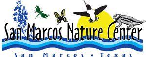 San Marcos Nature Center logo, San Marcos, Texas
