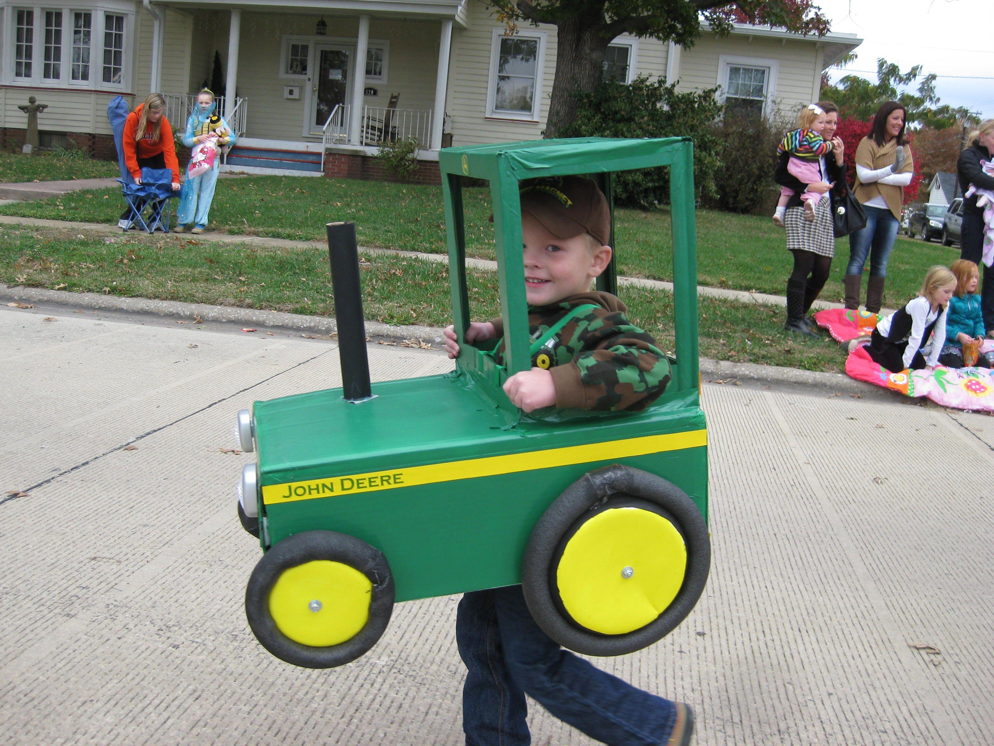 tractor costume | halloween | pinterest | halloween, halloween