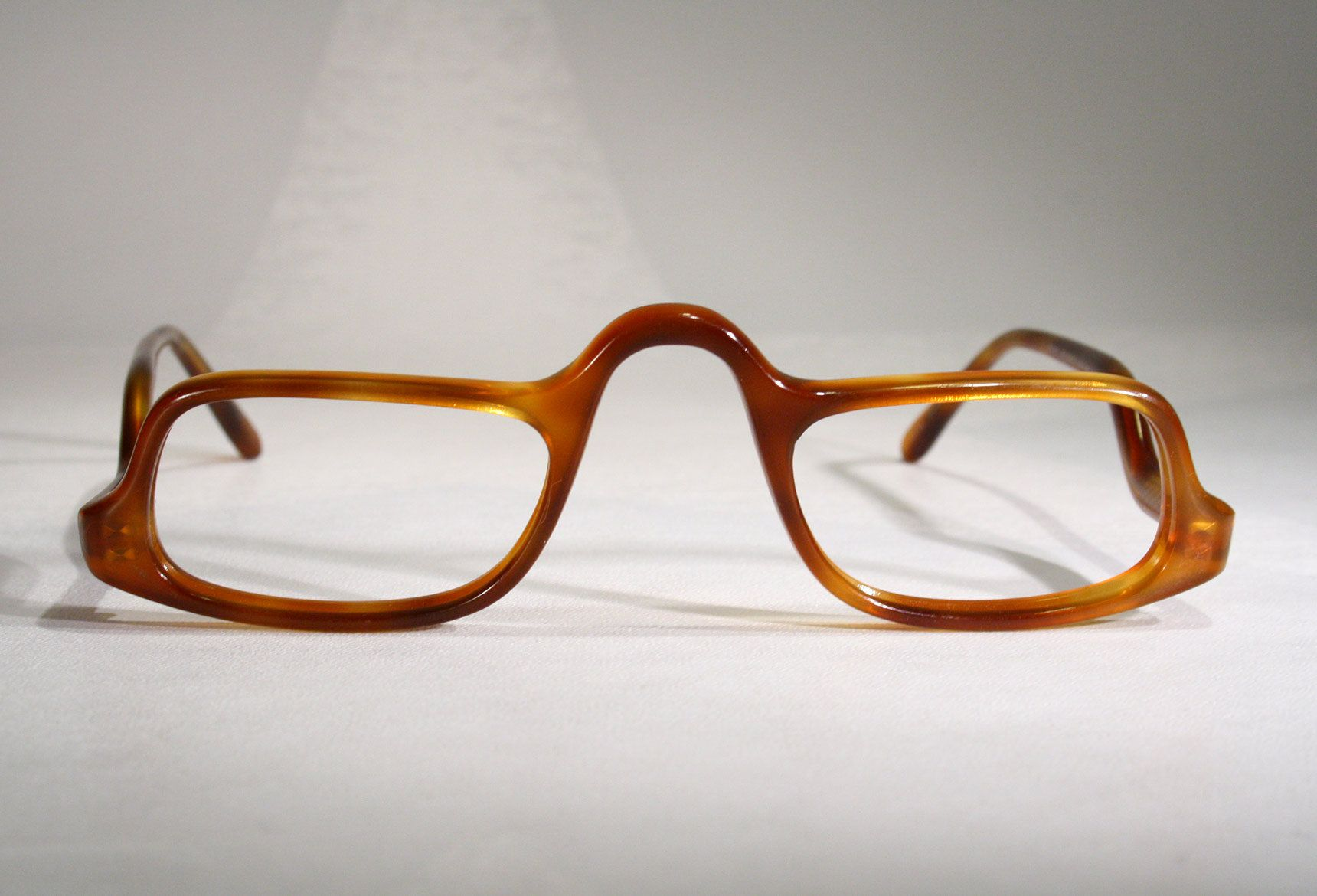 e4d75b1c2cf1 MAXIM  Demi Blonde  Vintage Early 1980 s or Late 1970 s Translucent Reading Glasses  Frames   Readers   Etsy (RipVanW)