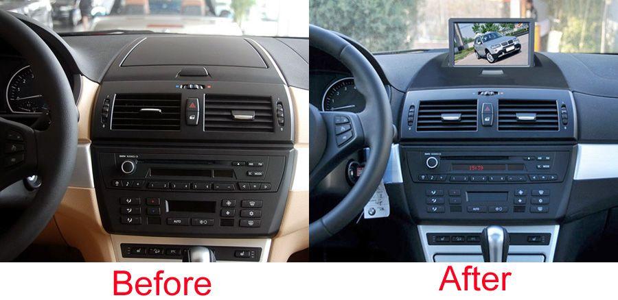 Bmw X3 E83 Car Radio Navigation System Com Imagens