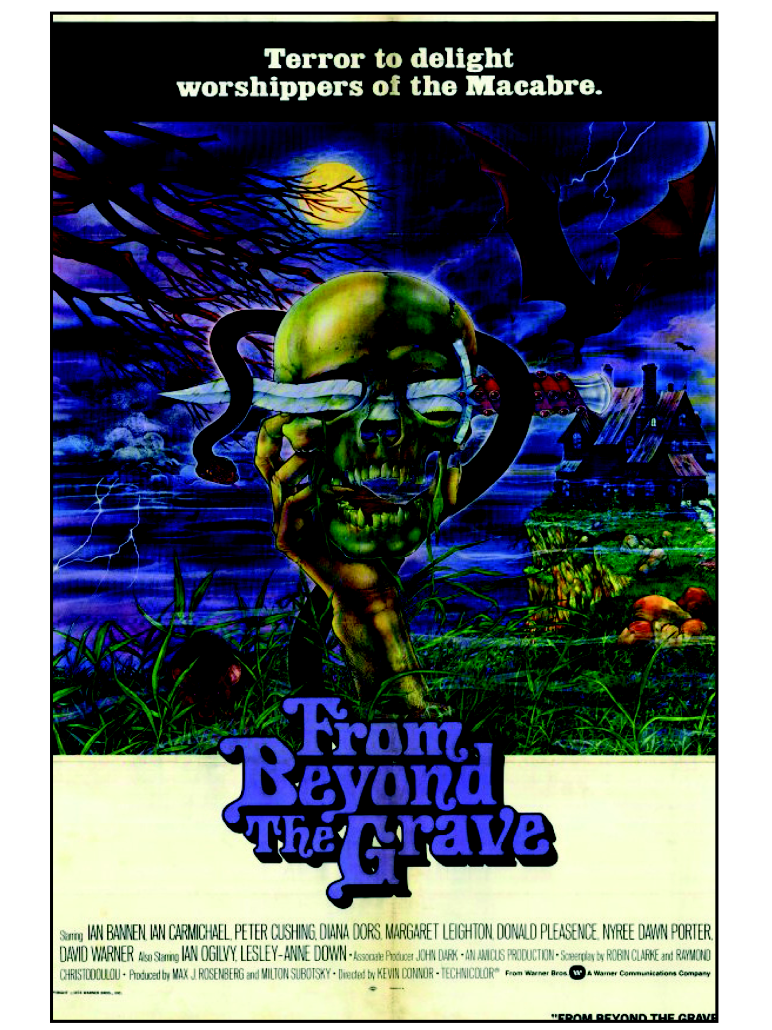 Pin by Jeff Owens on Amicus Films in 2019 | Horror posters
