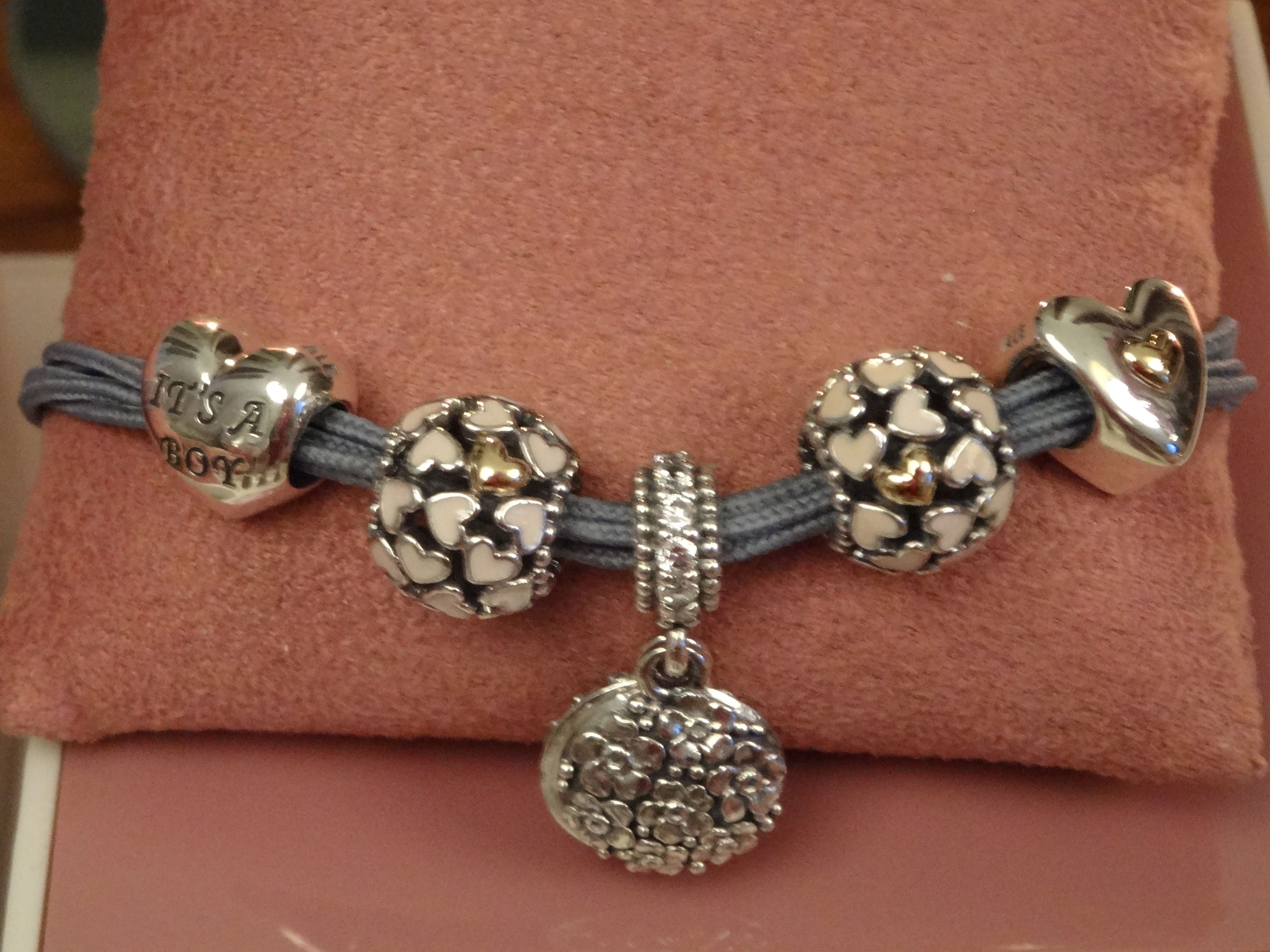 Pandora Mother s Day charms Sweet Mother dangling charm