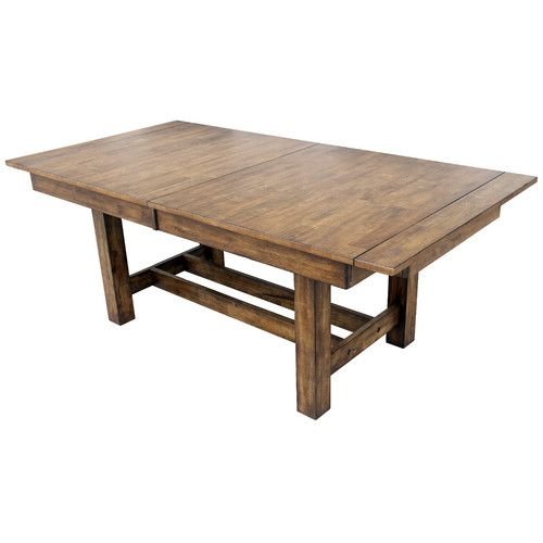 Found it at Wayfair - Alder Extendable Dining Table