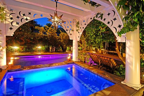 26 Spectacular Hot Tub Gazebo Ideas Gazebo Lighting Hot Tub