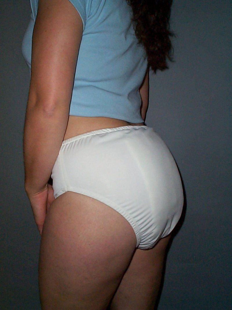 girl pantie diapered plastic Adult