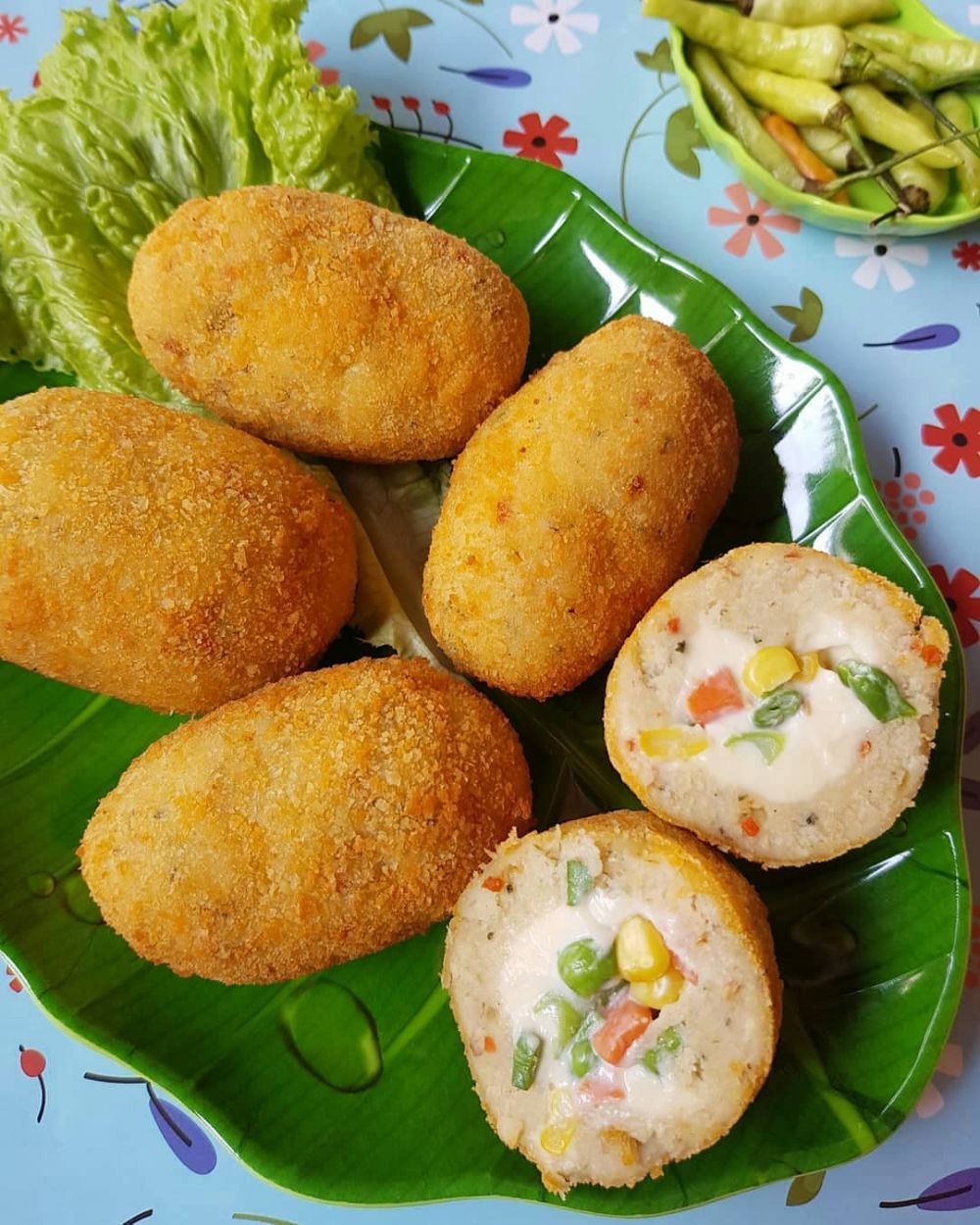 Resep Camilan Kentang Istimewa Resep Makanan Pendamping Makanan Ringan Sehat