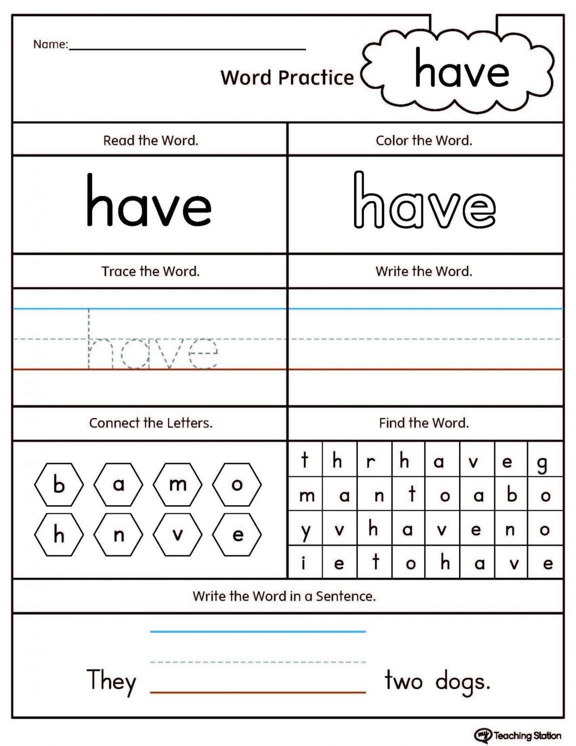 12 1st Grade Position Words Worksheet