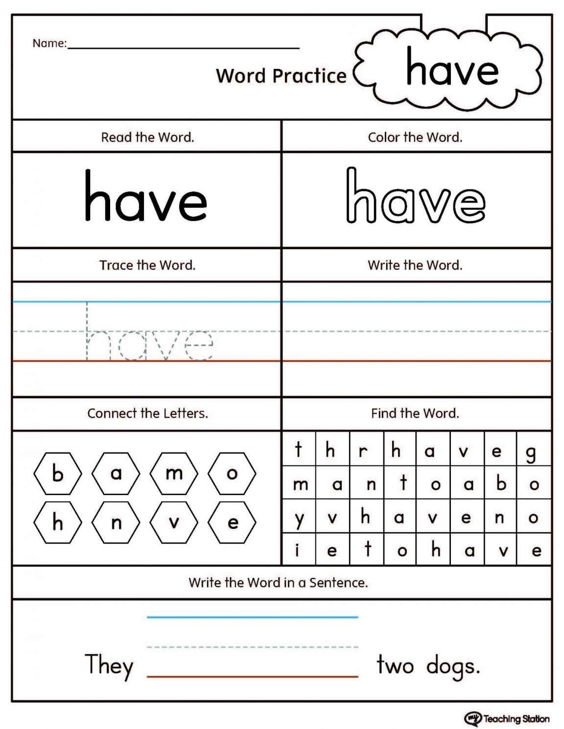 12 1st Grade Position Words Worksheet
