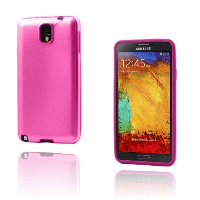 Alu Guard Samsung Galaxy Note 3 Alumiinikuori (Voimakas Pinkki) - http://lux-case.fi/alu-guard-samsung-galaxy-note-3-alumiinikuori-voimakas-pinkki.html