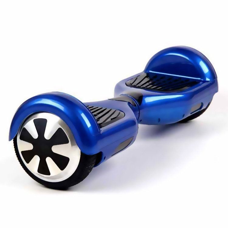 Self Balancing Hoverboard Segway Scooter - Cruiser Edition (Blue) - Hover  Board Stop -