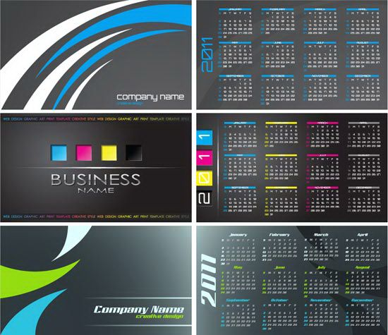Calendar Business Cards Are A Great Way To Advertise Your Business