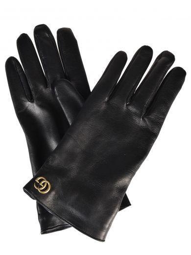 3311bddbf0ea1 GUCCI Gucci Marmont Leather Gloves. #gucci #gloves   Gucci Men in ...