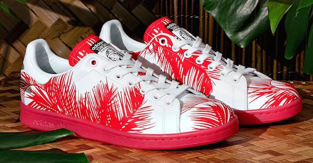 San Francisco b876f 54086 Les Stan Smith Pharrell Williams sont folles ! | Sneaker ...