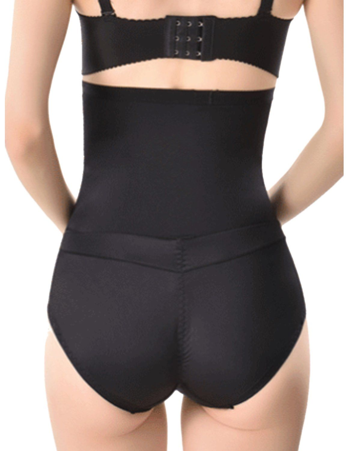 0d74e666d2d81 Burvogue Women Shapewear Brief Body Shaper Tummy Control Slimming Panties  XXLarge Black    Check out this great product. (Note Amazon affiliate link)