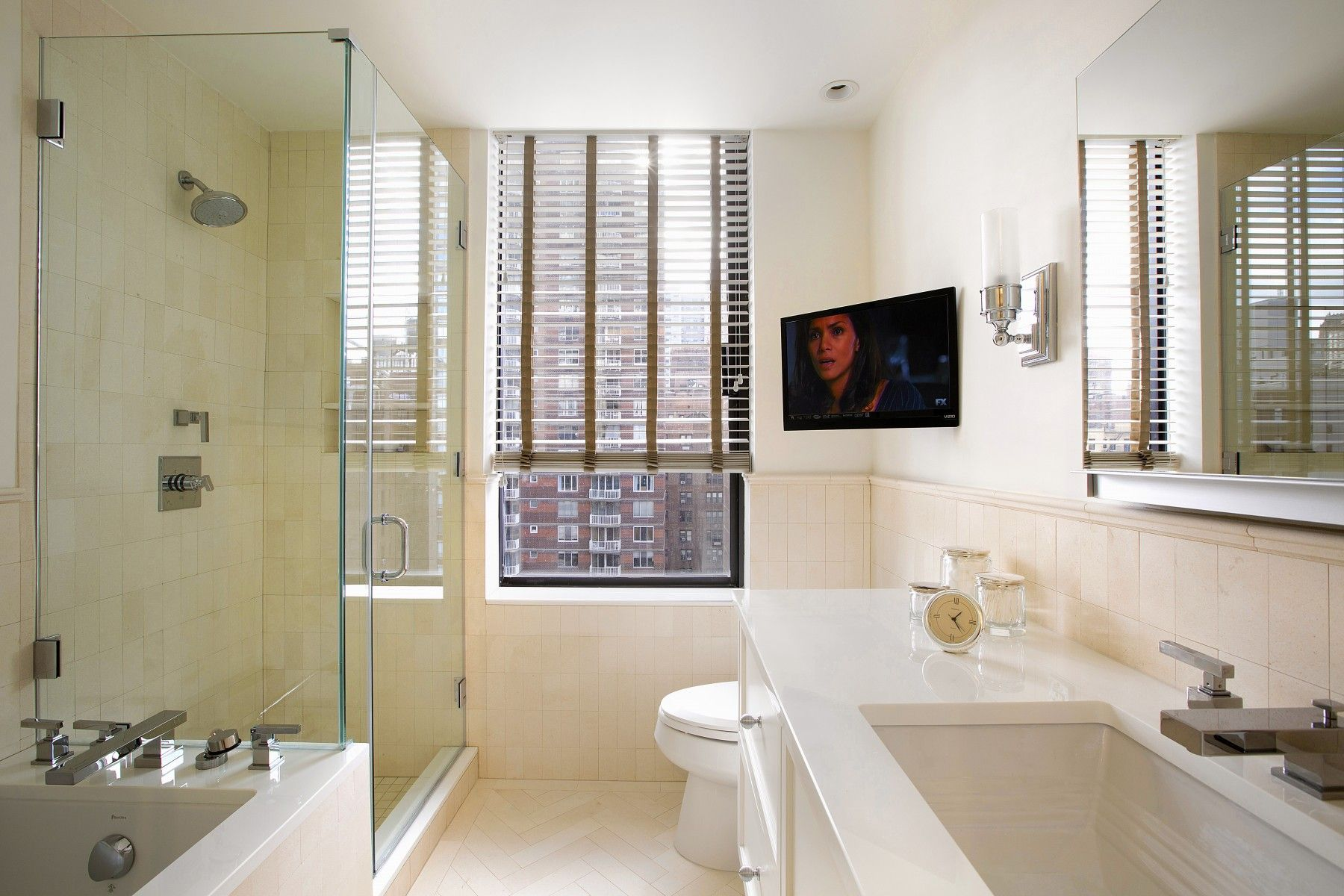 5x7 bathroom design - 140 East 59th Street Hers Bathroom Design And Remodel This Project Was A Bit More