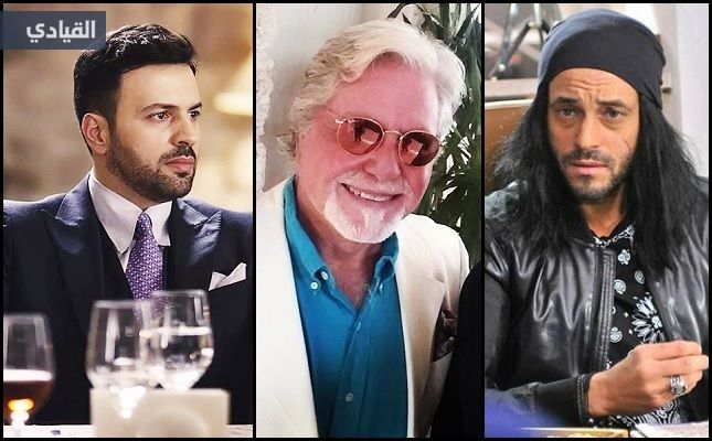 صور النجوم الرجال بعد تغيير إطلالاتهم لأجل أدوارهم في مسلسلات رمضان شاهد الفرق رمضان القيادي Alqiyady رمضان يلا رمضان R Mens Sunglasses Men Sunglasses