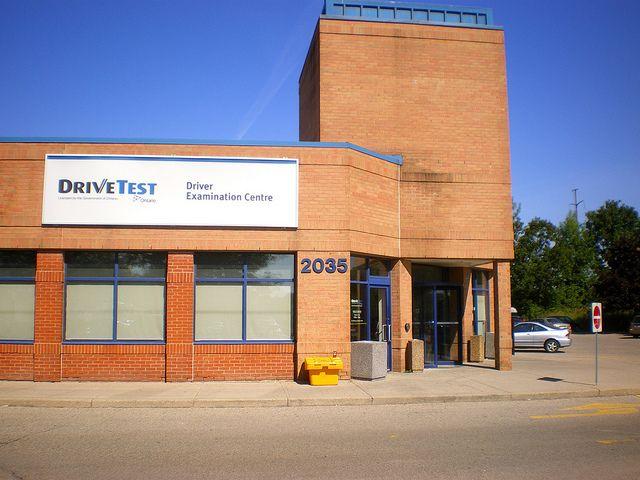 Driver's TEST Centre Oakville