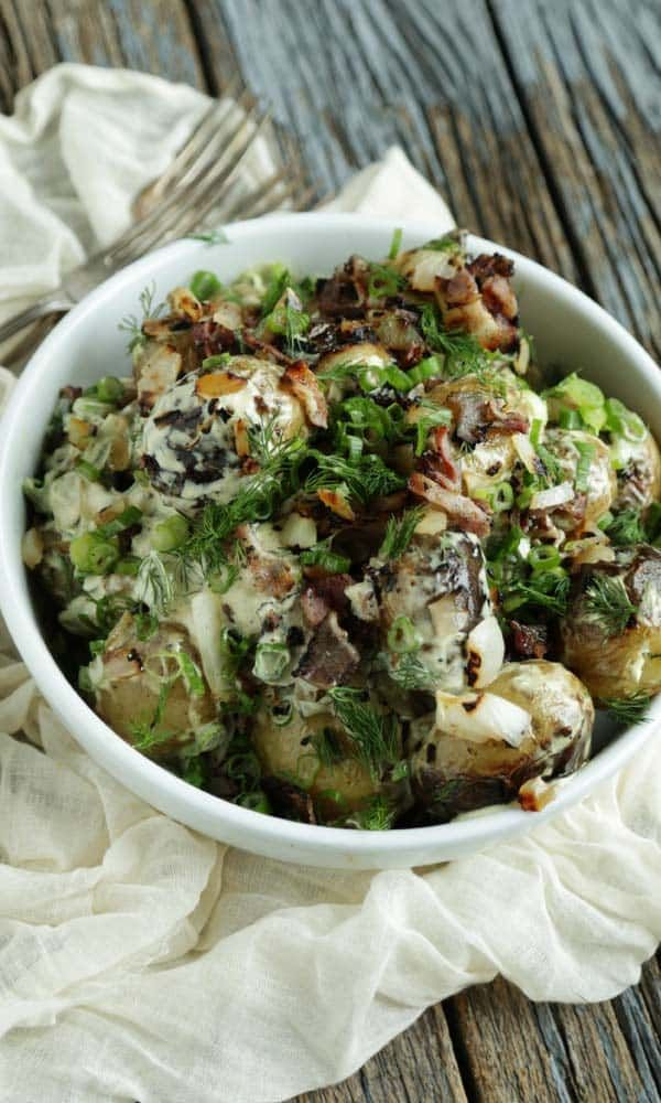 Put a twist on a backyard BBQ side dish classic with this ...