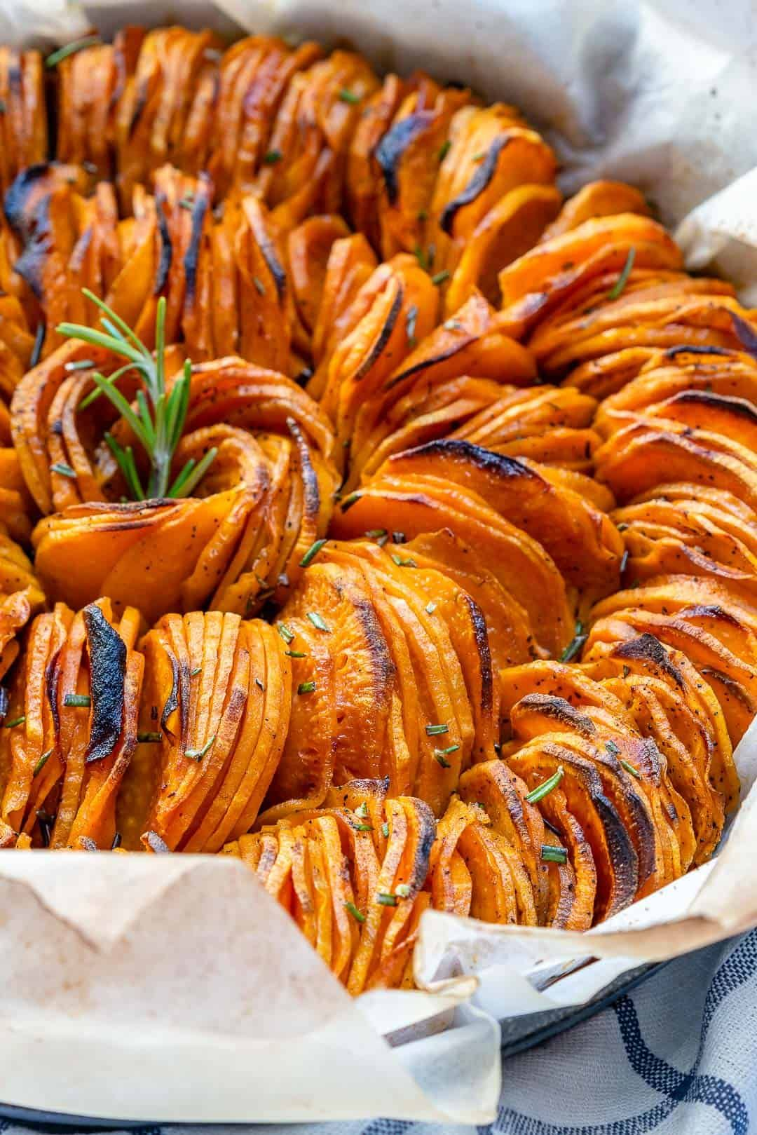 Ideas With Sweet Potatoes