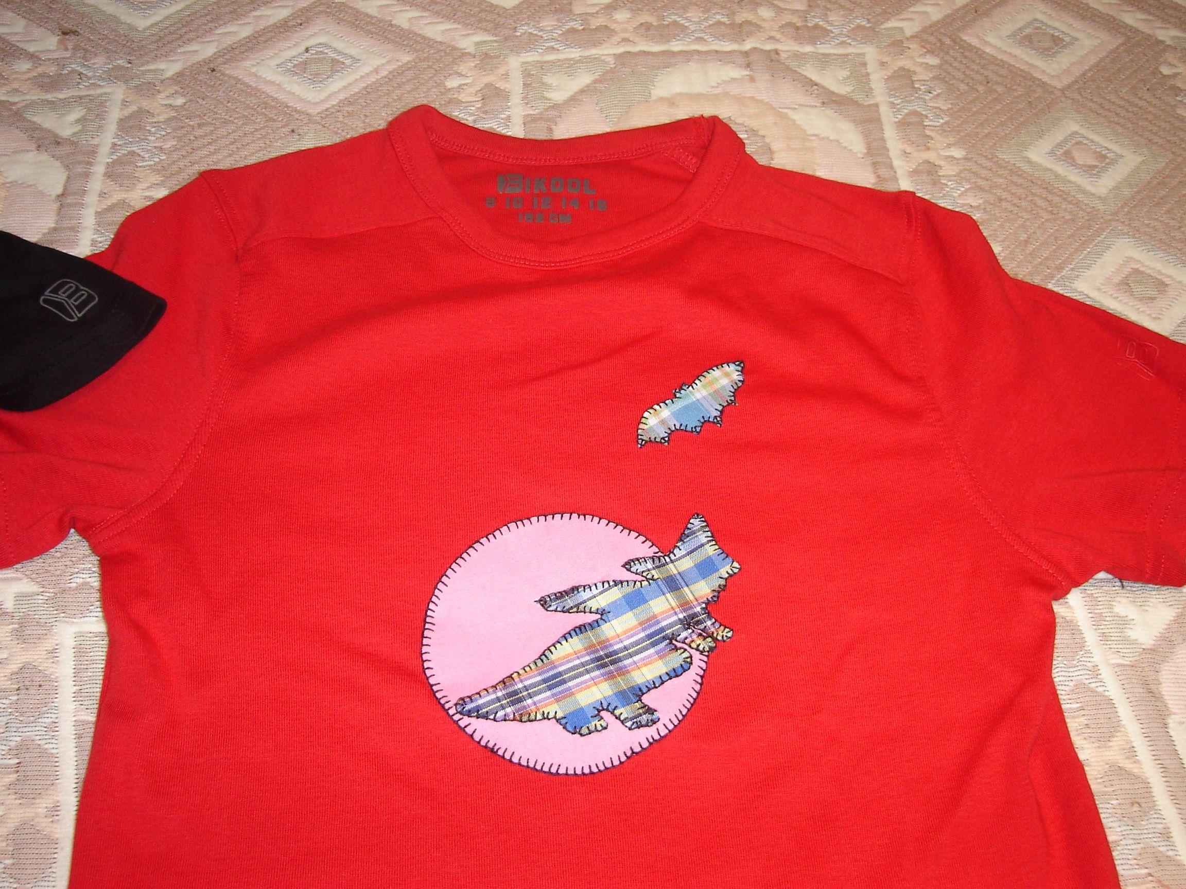 Mis primeras camiseta Carlos