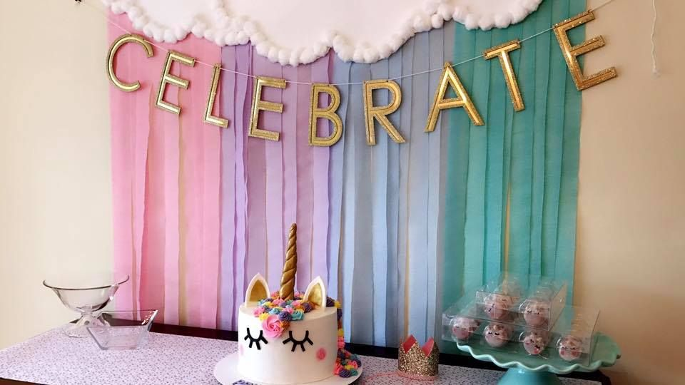 Pin By Lex Hayes On Favor Boxes Unicorn Party Unicorn Birthday