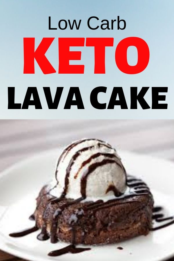 Low Carb Keto Lava Cake Diet Recipe Food Low Carb Mug Cakes Low Carb Cake