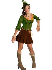 Halloween ideas · Sassy Wizard of Oz Scarecrow Costume Teen Girls  sc 1 st  Pinterest & Sassy Wizard of Oz Scarecrow Costume Teen Girls | Halloween Costumes ...