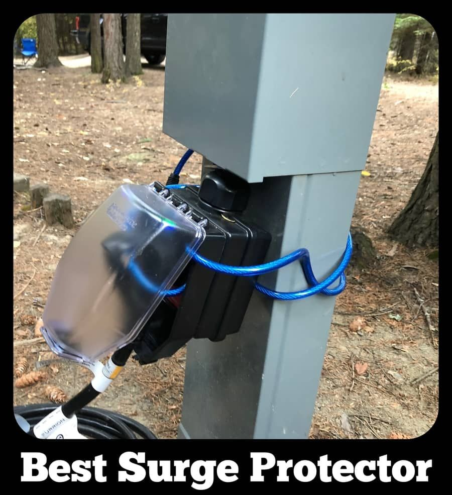 We Found The Best Surge Protector For Your Rv Travel