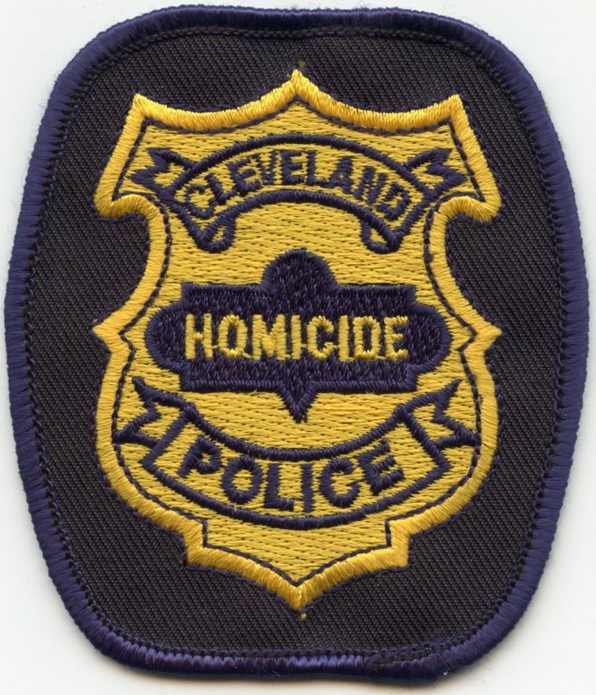 Details about Cleveland Ohio Mounted Police patch | Police patches