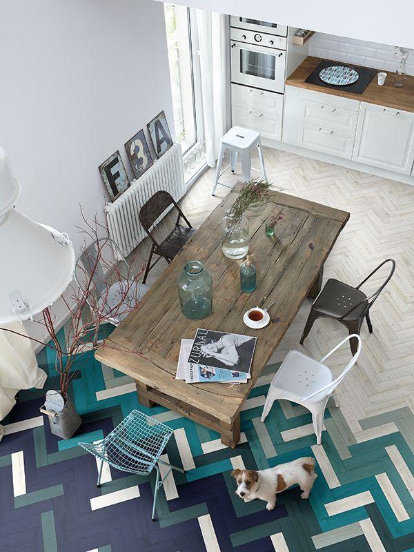 bodenbelag wohnzimmer hund, nicht nur dem hund gefällt dieser #boden!   walls   pinterest, Design ideen