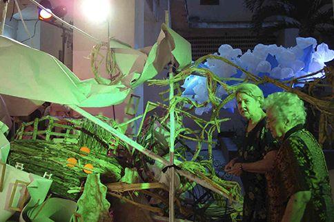 OBRA-CATALOGO-METRO-PROYECTO-PROCESUAL. Obra de los artistas plasticos Yeny Casanueva Garcia y Alejandro Gonzalez Diaz