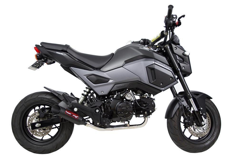 Honda Grom Msx125 2014 2018 2019 2020 Coffman Shorty Full Exhaust System New Ebay In 2021 Honda Grom Honda Grom 125 Honda