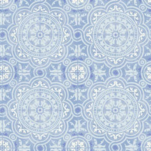 Cole & Son Piccadilly Soft Blue Wallpaper in 2020 Blue