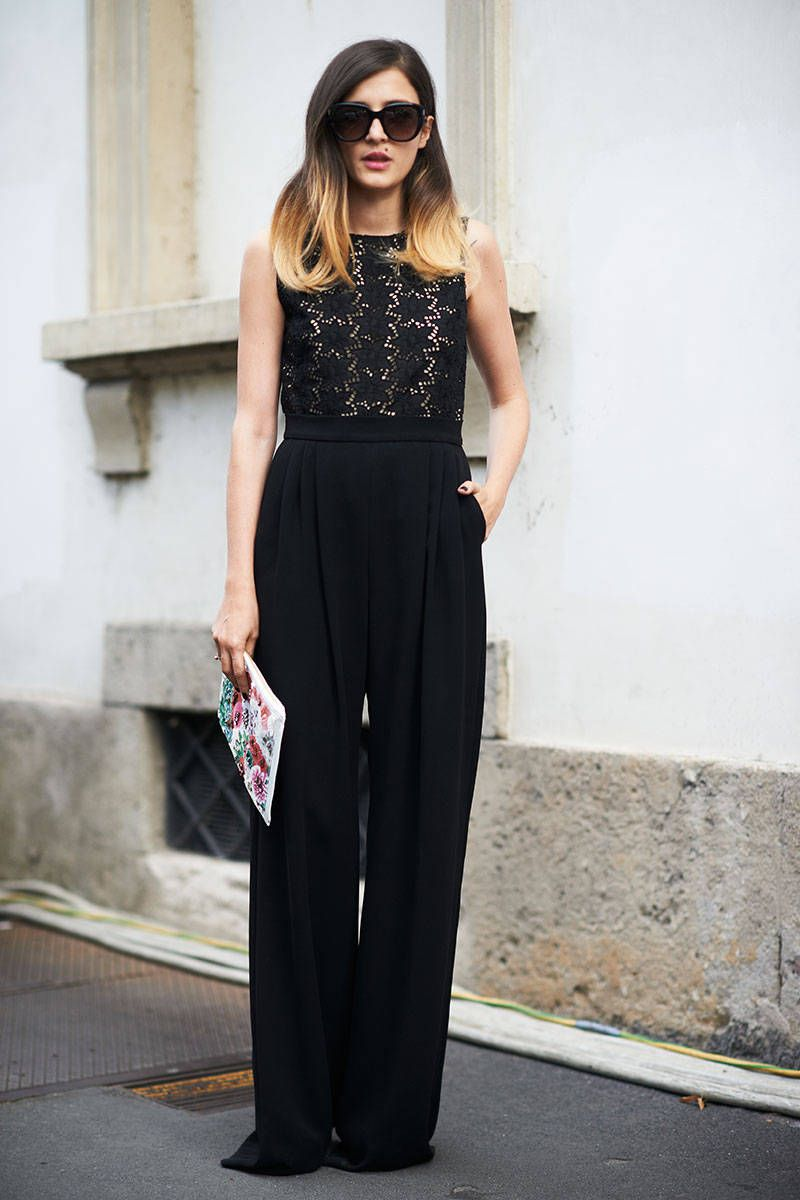 Wedding attendee dresses  Ciao Bellas The Best Street Style from Milan  Max mara Street