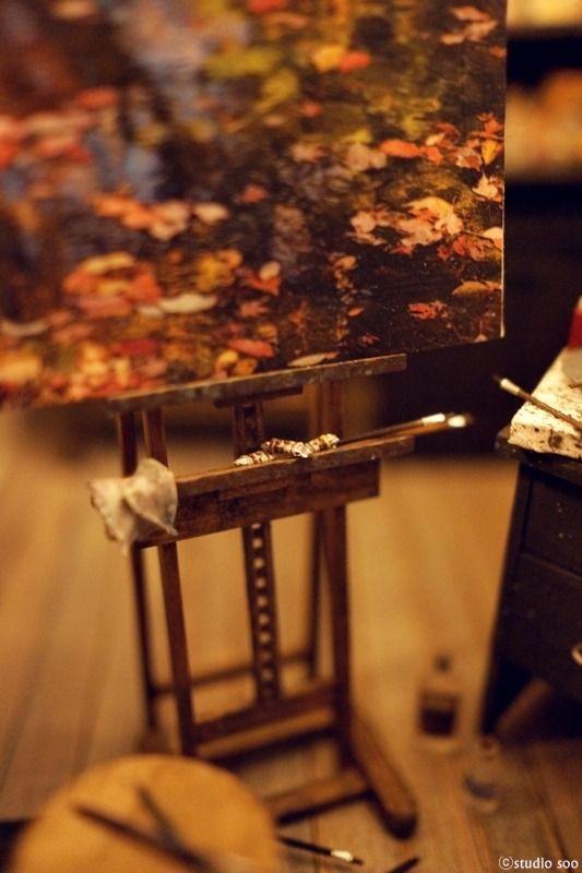 Mini Atelier - Studio Soo