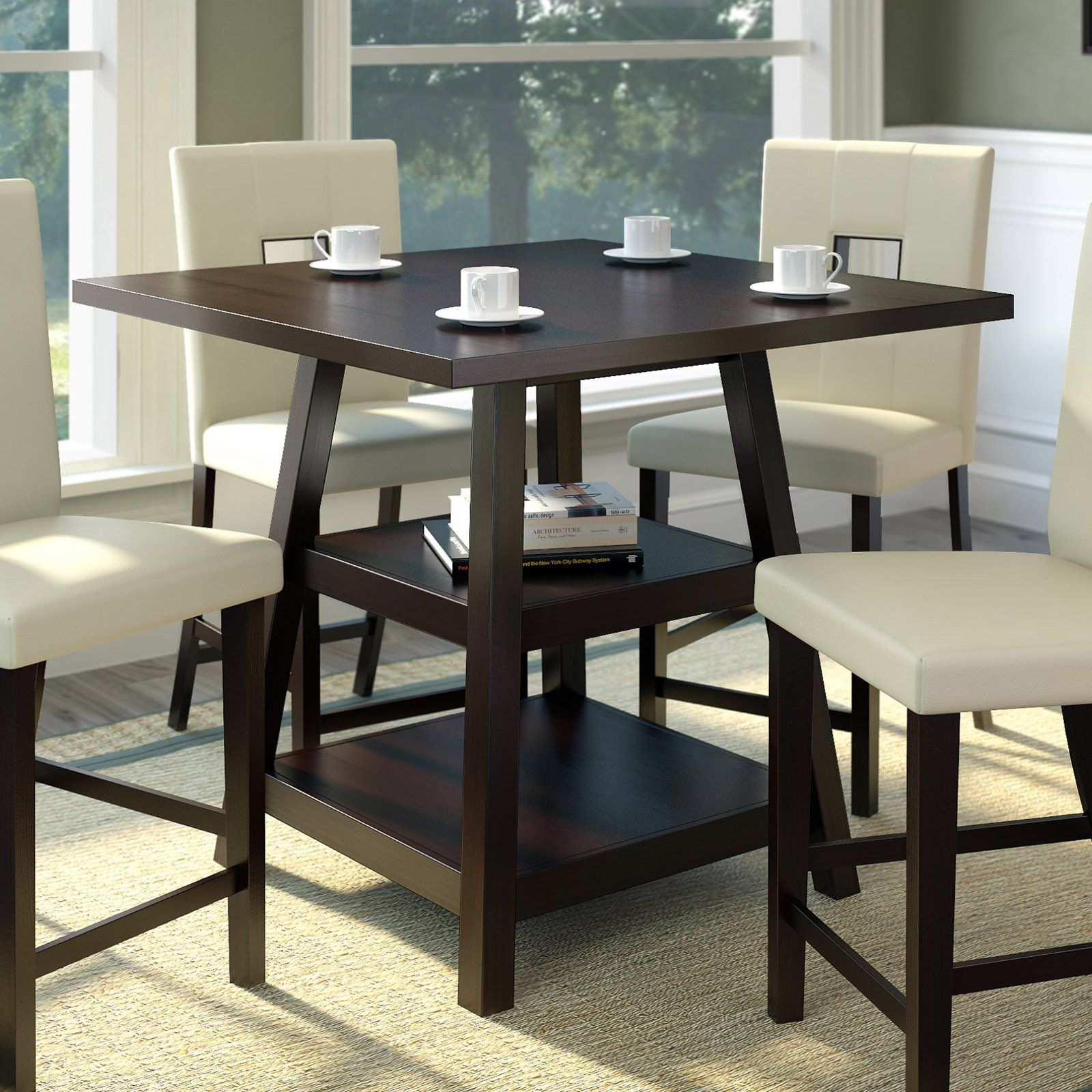 Have to have it. CorLiving Bistro Counter Height Dining Table with ...