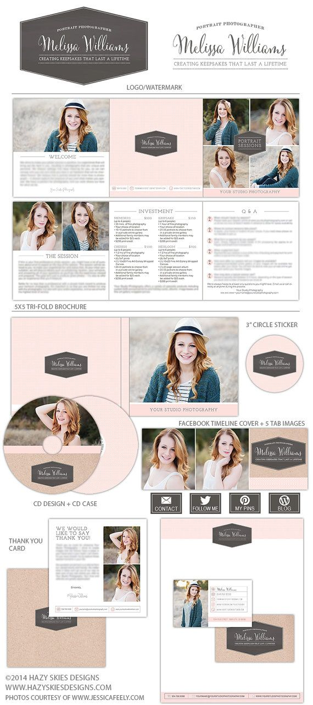 Marketing sets for photographers