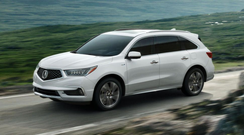 Awesome 2017 Acura Mdx Hybrid Release Date