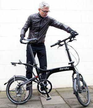 Birdy Folding Bike Touring