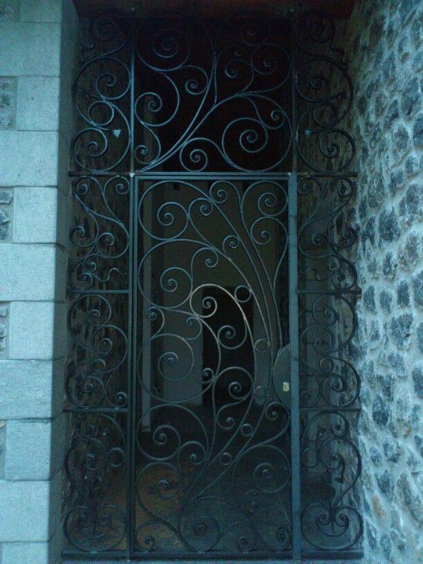 Burdinen atea - Puerta de Forja. Ereño, Bizkaia.