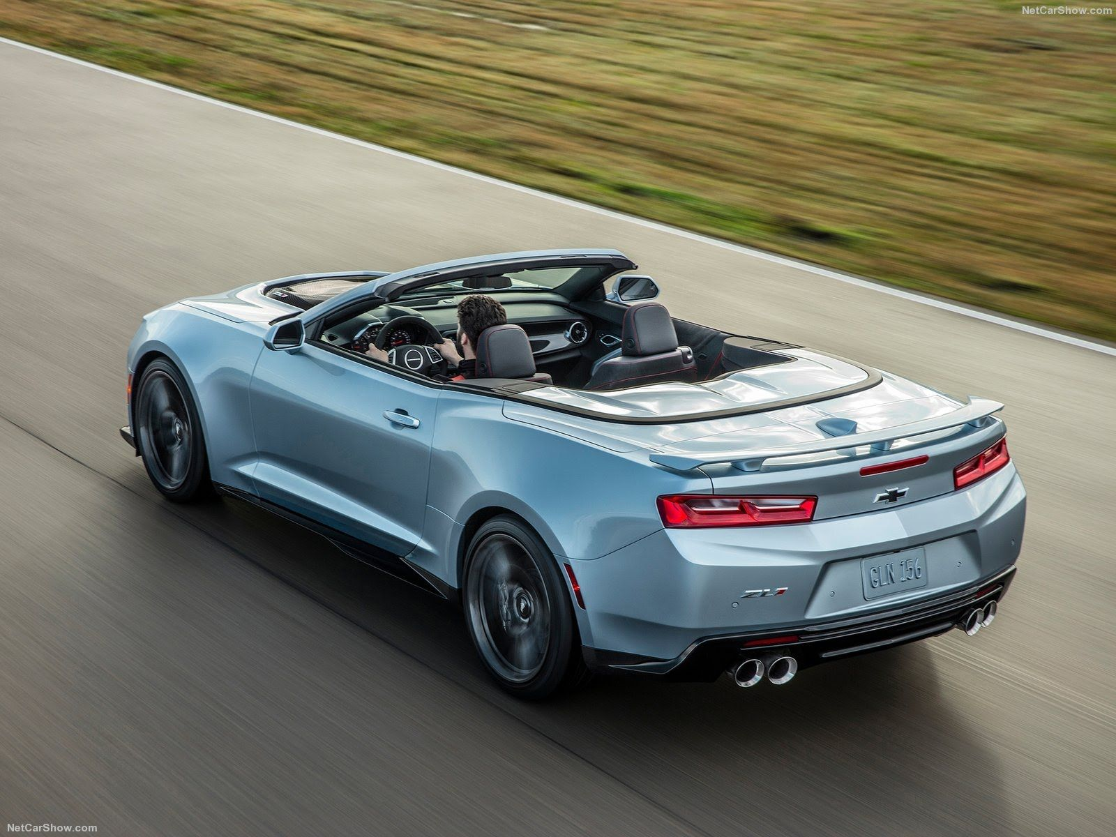 2017 Chevrolet Camaro Zl1 Convertible V 8 New 10 Sd Automatic